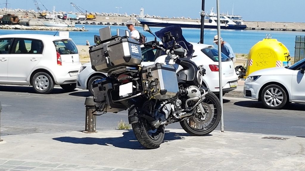 bmw gs loaded