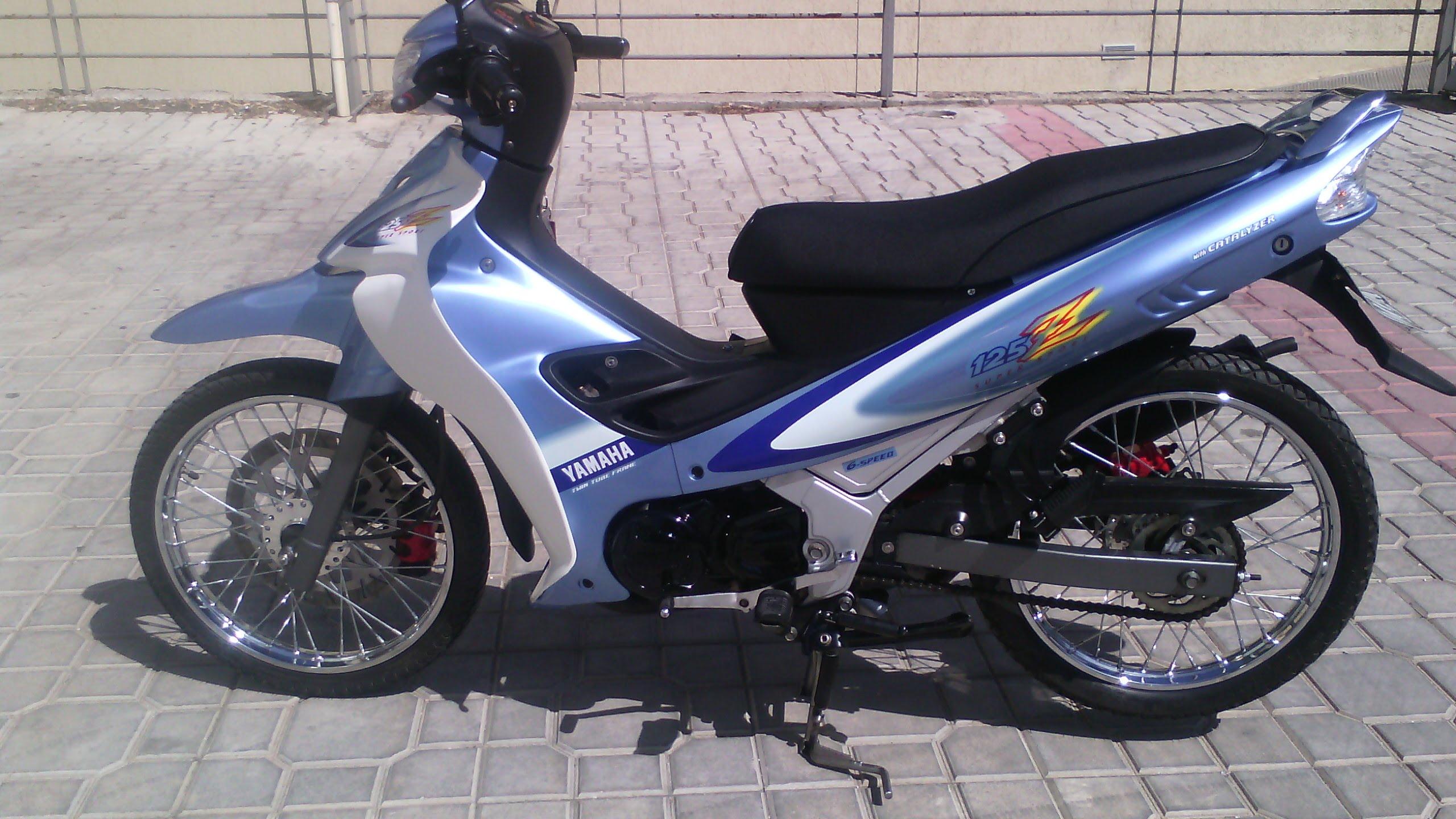 yamaha z125