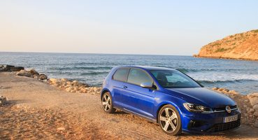 VW Golf R DSG 310 PS