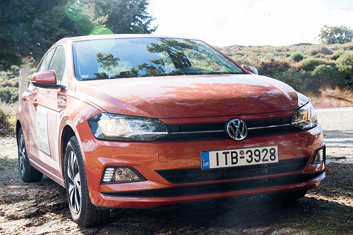 New VW Polo mk.6