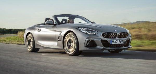 New BMW z4